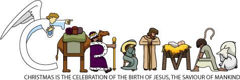 Christmas Christ art
