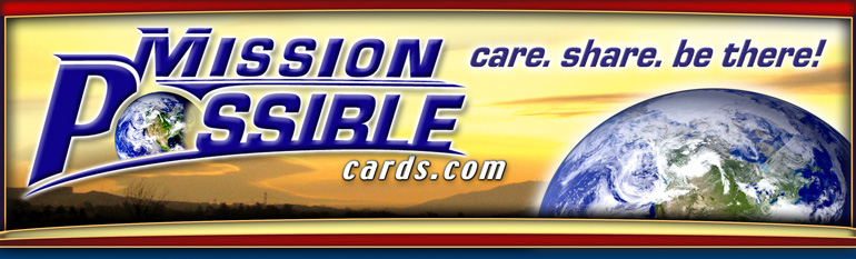 Mission Possible Cards logo