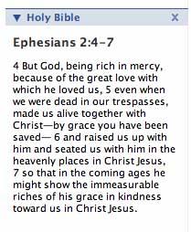 Facebook Holy Bible