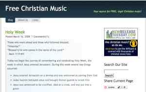 free Christian music