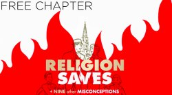 Mark Driscoll - Religion Saves