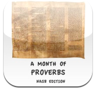 Free proverbs in one month