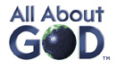 All about God  logo