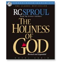 Rc sproul holiness of god