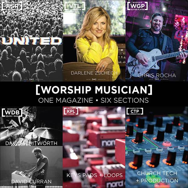 free worship musician magazine
